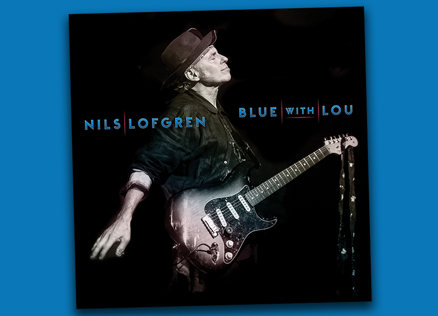 Nils Lofgren Blue With Lou Package