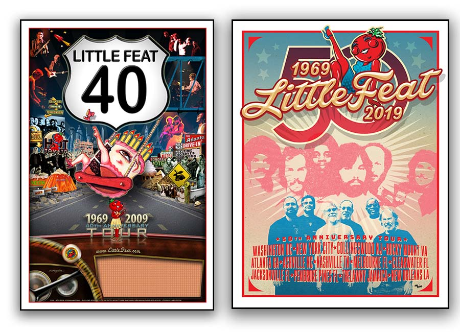 Little Feat Posters